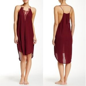 Free People intimately Parisian night slip dress